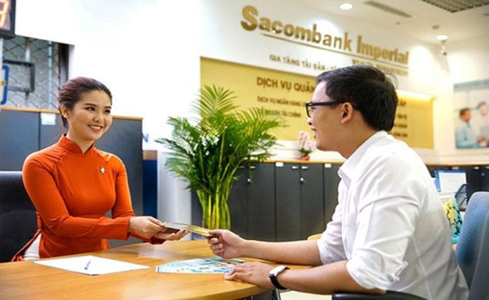 Vay tín chấp ngân hàng Sacombank với điều kiện vô cùng đơn giản