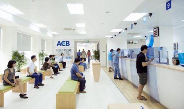 Mở thẻ Mastercard ngân hàng ACB tại phòng giao dịch ngân hàng