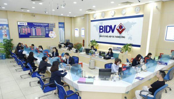 Vay tín chấp ngân hàng BIDV tại Thái Nguyên