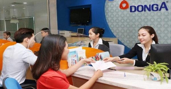 Tra cứu số tài khoản ngân hàng Đông Á