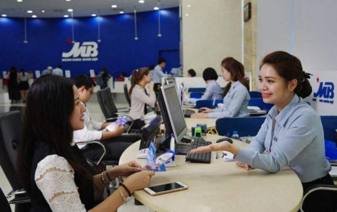 Cập nhật lịch làm việc ngân hàng MBBank