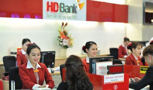 Cập nhật lịch làm việc ngân hàng HDBank