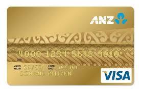 Thẻ tín dụng hàng ANZ