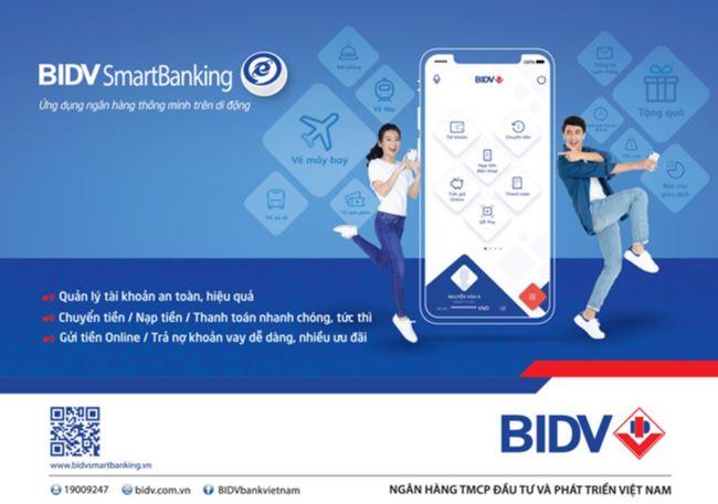 Cách kiểm tra số dư tài khoản ngân hàng BIDV