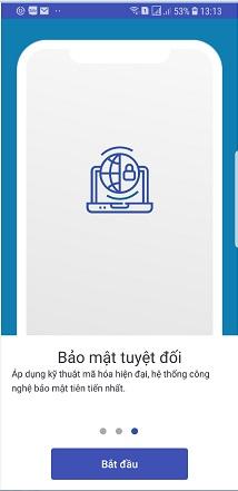 Đăng ký internet banking bidv online