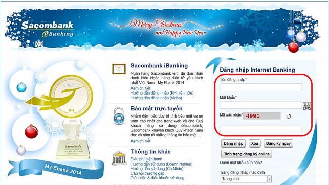 Hướng dẫn đăng ký internet banking sacombank