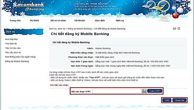 cách đăng ký internet banking Sacombank