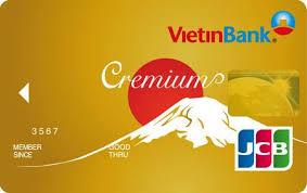 vietinbankThẻ tín dụng ngân hàng Vietinbank