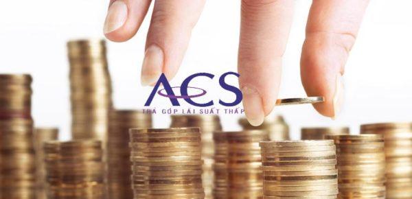 Lãi suất vay tiền mặt tại ACS