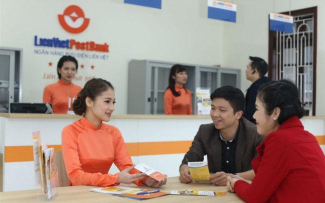 Hướng dẫn vay tín chấp theo lương tại ngân hàng Bưu Điện Liên Việt