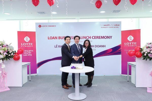 Vay tín chấp theo lương tại Lotte Finance