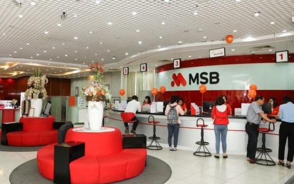 Mở thẻ tín dụng MSB tại quầy giao dịch ngân hàng