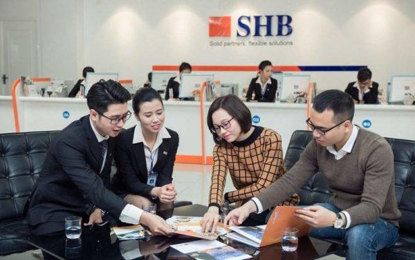 Vay tín chấp theo lương ngân hàng SHB tại Bình Dương
