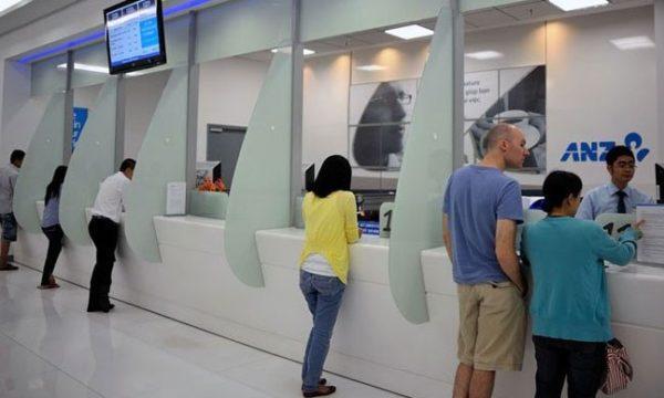 Vay tín chấp theo lương ngân hàng ANZ