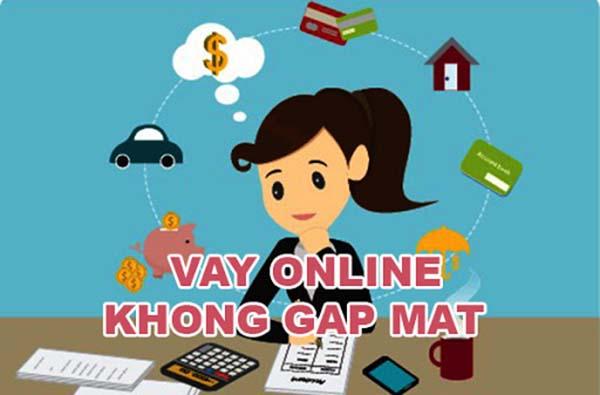 Vay tín chấp online bằng CMND/Căn cước ngay tại nhà