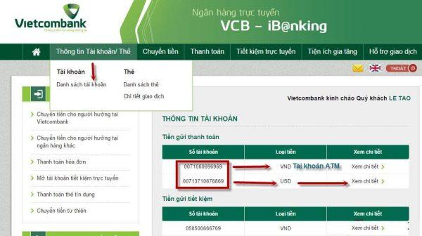 Hướng dẫn các cách kiểm tra số dư tài khoản ngân hàng
