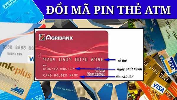 Cách đổi mật khẩu thẻ ATM