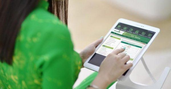 Phí dịch vụ Internet Banking Vietcombank