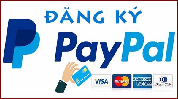 Cách đăng ký Paypal