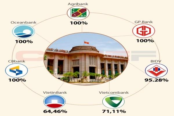 ngân hàng thuộc quyền sỡ hữu của nhà nước