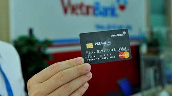 Mở thẻ ATM ngân hàng Vietinbank
