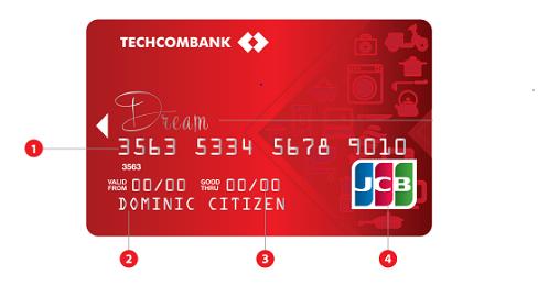 Thẻ tín dụng ngân hàng Techcombank