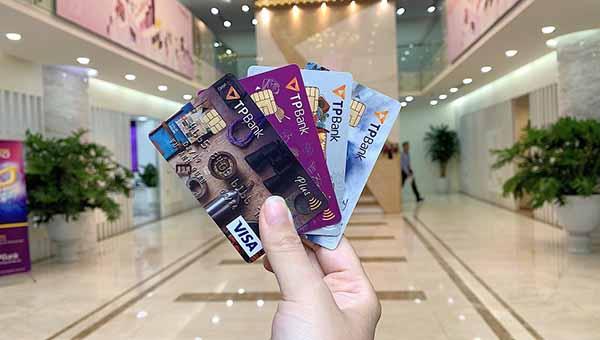 Làm thẻ ATM ngân hàng TPBank