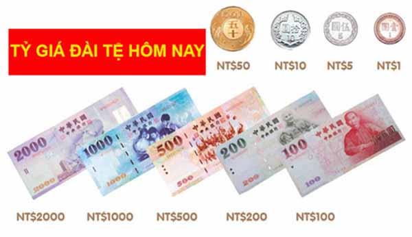1 đài tệ bằng bao nhiêu tiền Việt Nam
