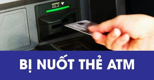 Lỗi khi sử dụng thẻ ATM