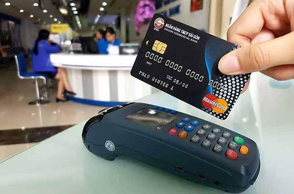 Lợi ích khi sử dụng thẻ Visa SCB
