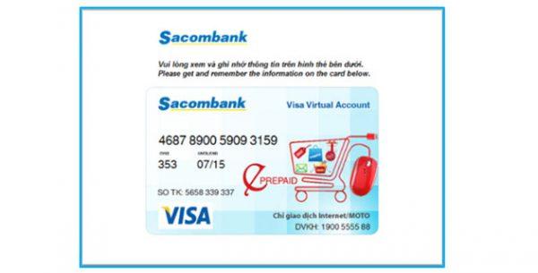 Hướng dẫn làm thẻ tín dụng ảo