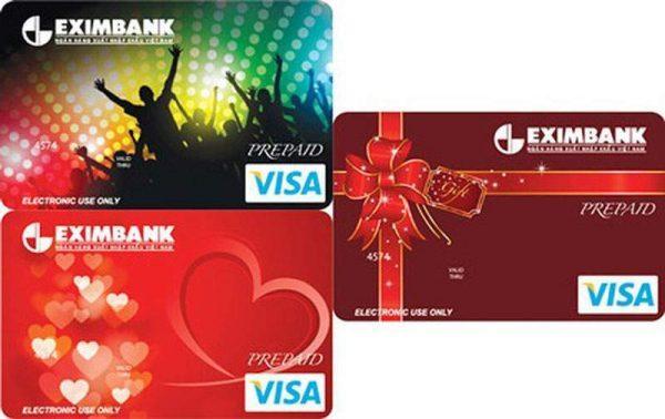Thẻ tín dụng ngân hàng Eximbank