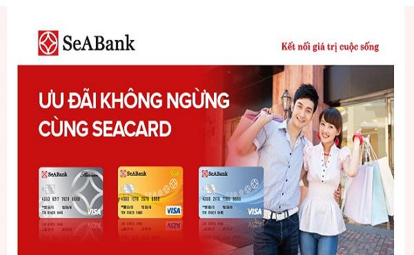 Thẻ tín dụng ngân hàng SeAbank