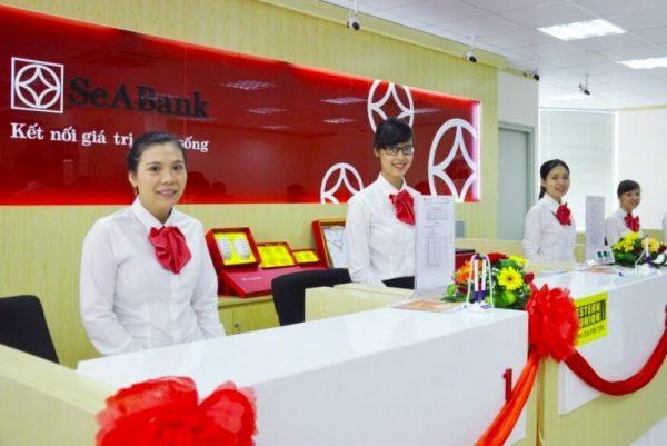 Mở thẻ Visa tại PGD/chi nhánh ngân hàng SeABank