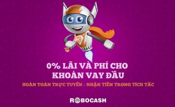 Vay tiền tại Robocash