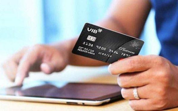Làm thẻ Mastercard ngân hàng VIB