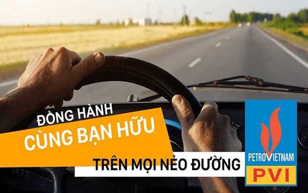 Bảo hiểm ô tô của Công ty bảo hiểm dầu khí PVI