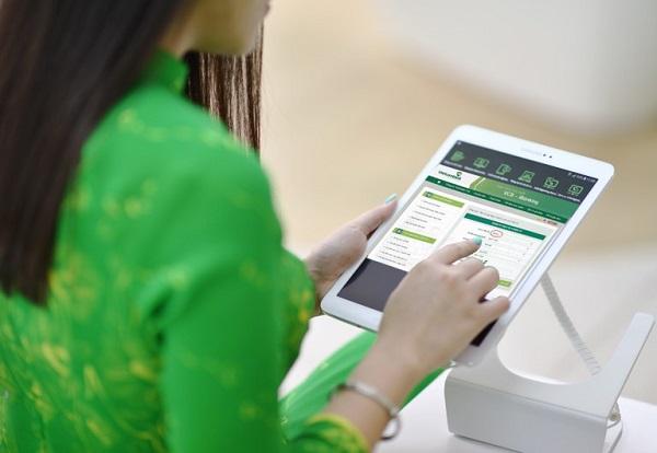 Cách đăng ký dịch vụ SMS Banking VietcomBank