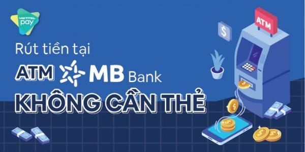 Mở thẻ ATM Viettel Pay