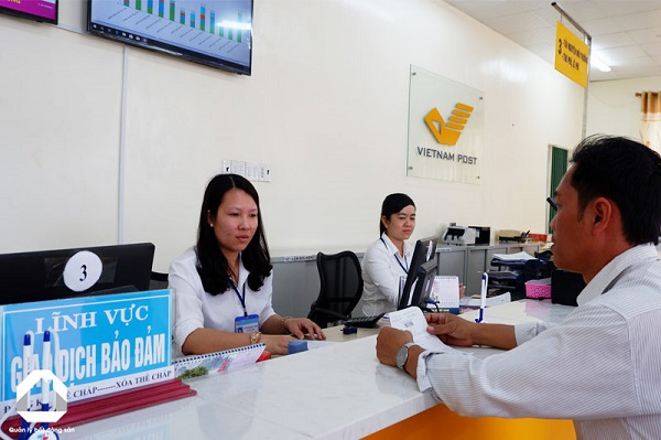 Tìm hiểu về dịch vụ chuyển tiền qua bưu điện