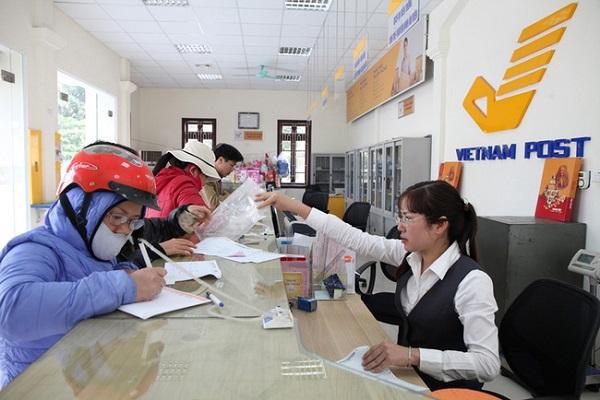 Hướng dẫn cách chuyển tiền qua đường bưu điện