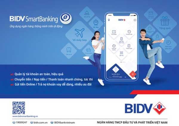 Đăng ký và sử dụng Internet Banking BIDV đơn giản và dễ dàng