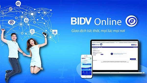 Hướng dẫn đăng ký Internet Banking ngân hàng BIDV