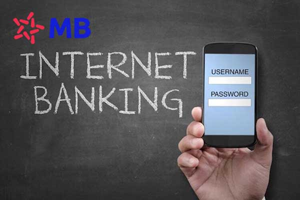 Hướng dẫn đăng ký Internet Banking MB Bank