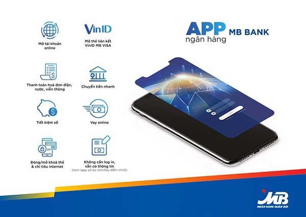 Đăng ký Internet Banking ngân hàng MBBank