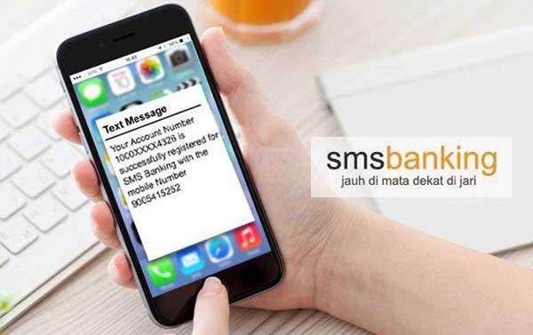 Phí sử dụng dịch vụ SMS Internet Banking Vietinbank