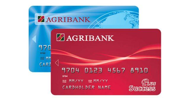 Các loại thẻ ATM ngân hàng Agribank