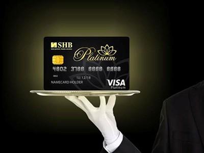 Thẻ tín dụng ngân hàng SHB