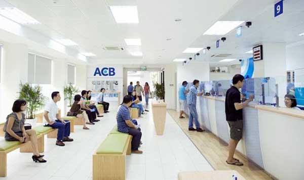 Mở tài khoản ngân hàng ACB