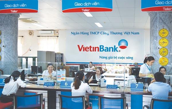 Mở tài khoản ngân hàng Vietinbank